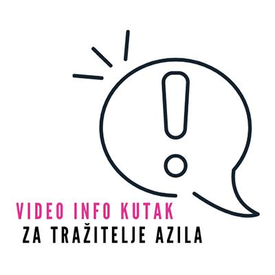 Video info kutak za tražitelje azila