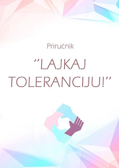 Lajkaj toleranciju